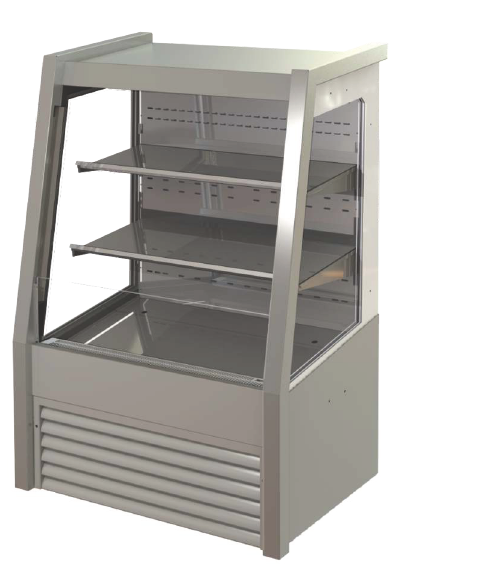 FPG IDIS 1000mm Wide Open Face Refrigerated Bottle Display