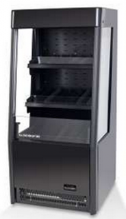 Skope 650mm wide LOW HEIGHT Open Face Refrigerated Display