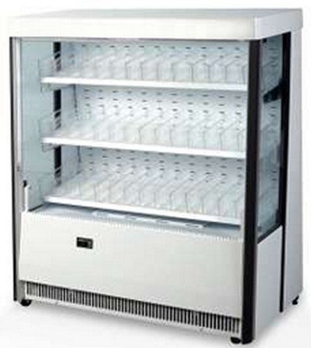 Skope 1205mm wide LOW HEIGHT Open Face Refrigerated Display