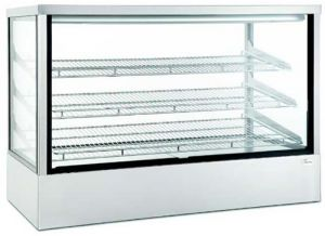Festive Devon 1200mm wide Countertop Compact refrigerated Display