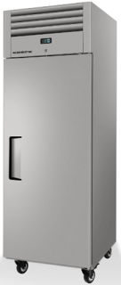 Skope Reflex Single Solid Door Upright Freezer