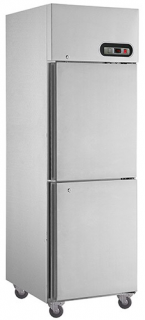 Thermaster 2 half door Tropicalised vertical Freezer 620mm