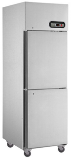 Thermaster 2 half door Tropicalised vertical Freezer 738mm