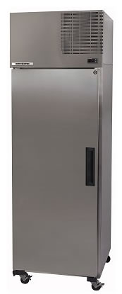 Skope Pegasus 1 Solid Door Upright Freezer