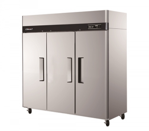 Turbo Air 3 Door Freezer KF65-3
