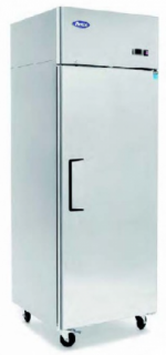 Atosa Single Solid Door Fridge Top Mount 670 LTR