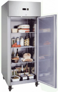 Bromic Single solid Door Upright Fridge