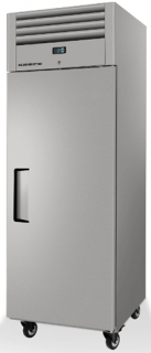 Skope Reflex Single Solid Door Upright Fridge