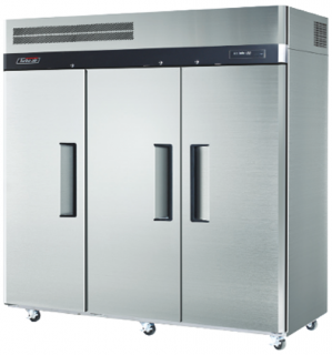 Turbo Air Triple Solid Doors Upright fridge CM3R72-3