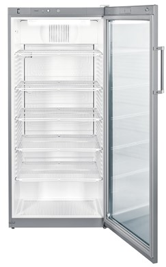 Liebherr Single Glass Door Fridge 1640mm High FKvsl 5413 Premium