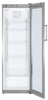 Liebherr Single Glass Door Fridge 1800mm High FKvsl 4113 Premium