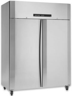 CyberChill Double Solid Door GN 1400Lt Vertical Fridge