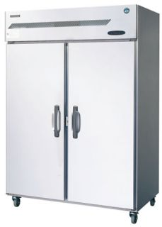 Hoshizaki Double Solid Door Upright GN Food Storage Fridge