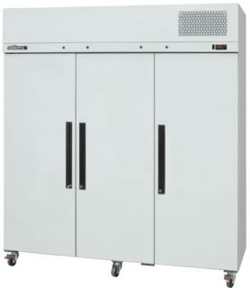 Williams Pearl Star 3 Solid Door White Fridge