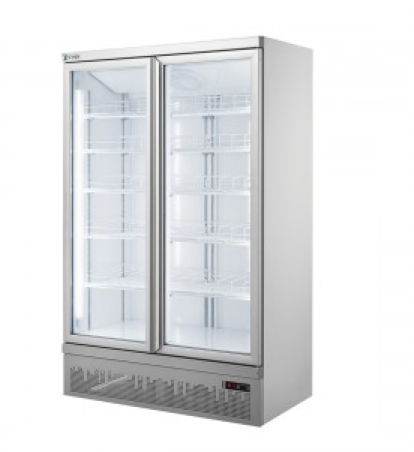 Thermaster Single Glass Door Colourbond Fridge LG-1000GBM